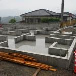 Fu様邸 基礎工事完了しました(^O^)のサムネイル
