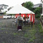 A様邸 地鎮祭を行いましたのサムネイル