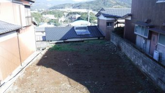 横尾町 売地 建築条件付 380万円のサムネイル