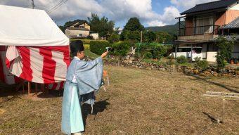 Ki様邸 地鎮祭を行いましたのサムネイル